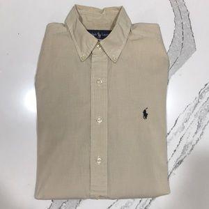 Polo Ralph Lauren dress shirt.
